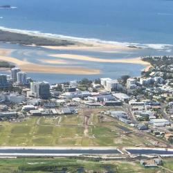 Aerial shots show new CBD