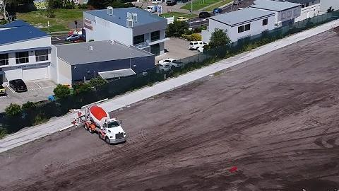 Drone Footage of Maroochydore CBD Site - April 2018
